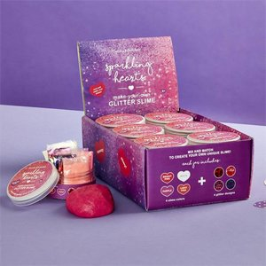 Dazzling Pink DIY Slime Kit