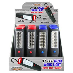 LED Dual Hanging Worklight