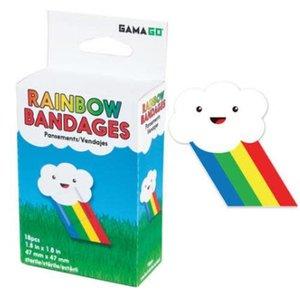 Rainbow Bandages