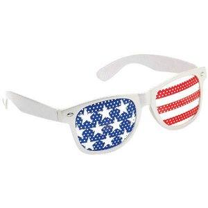 Flag Printed Glasses