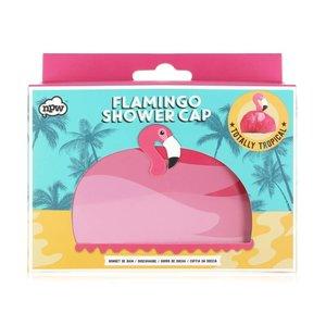 Flamingo Shower Cap