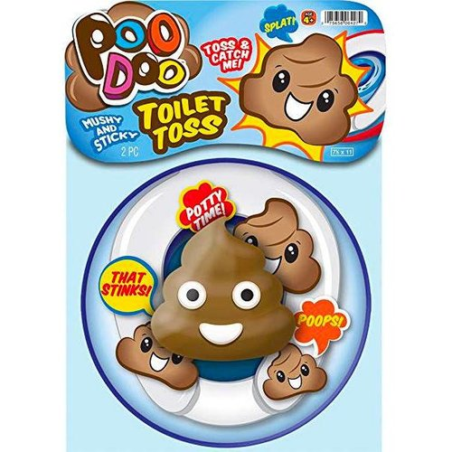 Sticky the Poo Toss & Catch