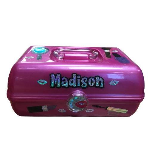 Glitter Makeup Caboodle