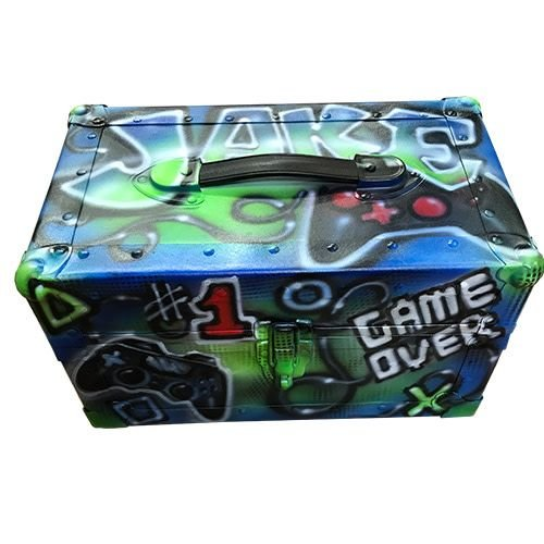 Airbrushed Gamer Mini Trunk