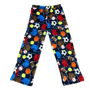 Multi Sports Fuzzy Pants