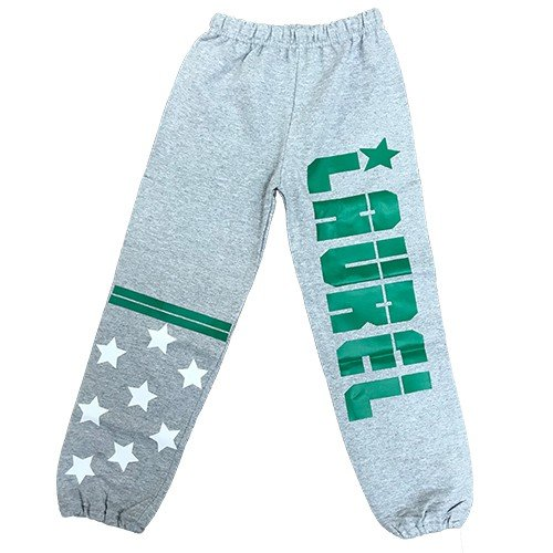 Stripes/Stars Camp Name Sweatpants