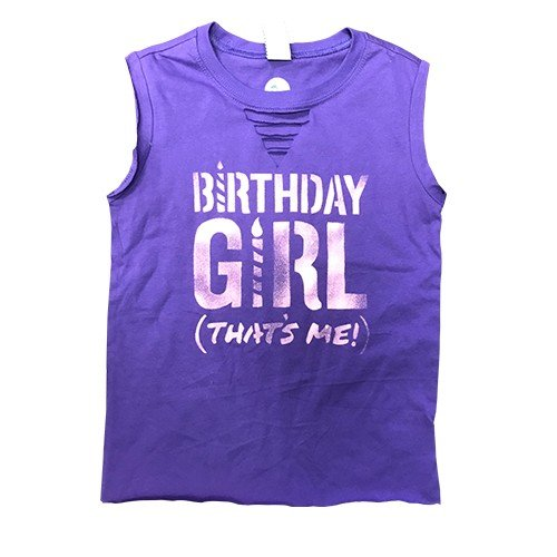Birthday girl - That's Me Shirt
