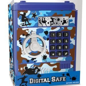 Camo Digital Safe