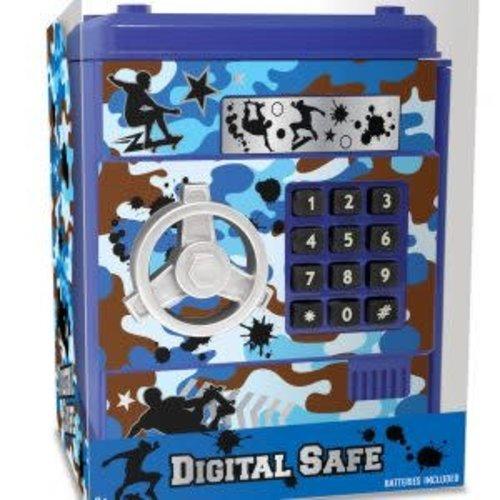 Camo Digital Safe