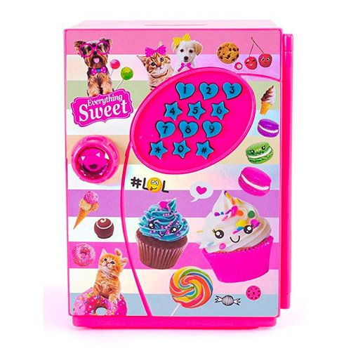 Sweet Crush Digital Safe