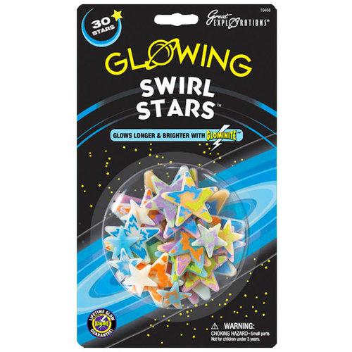 Swirl Stars