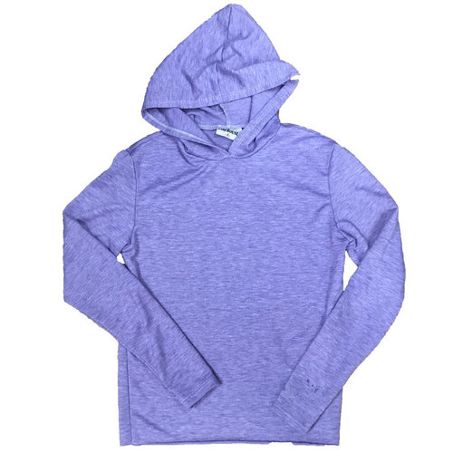 Heather Purple Firehouse Pullover
