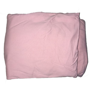 Light Pink 3-Piece Jersey Sheet Set