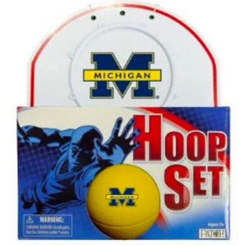 University of Michigan Basketball Hoop