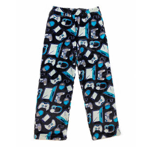 Tech Fuzzy Pants