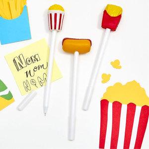 Fast Food Squishy Pen