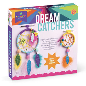 Make Your Own Dreamcatchers