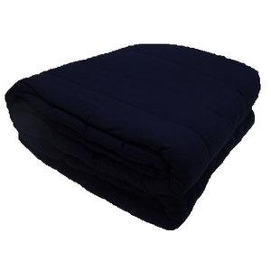 Black Jersey Comforter