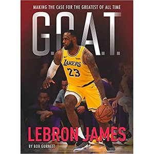G.O.A.T. Lebron James
