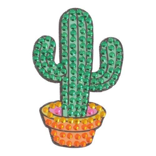 Cactus StickerBean