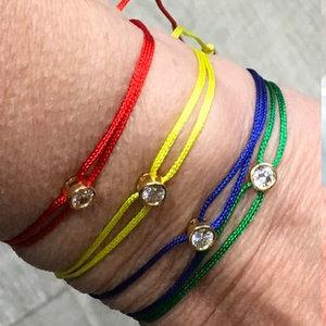 Loop Bling Bracelet