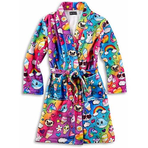 Dream of Unicorn Fuzzy Robe