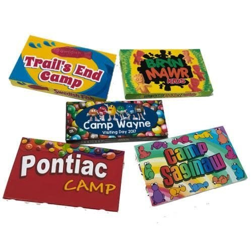 Movie Box Candy Treats