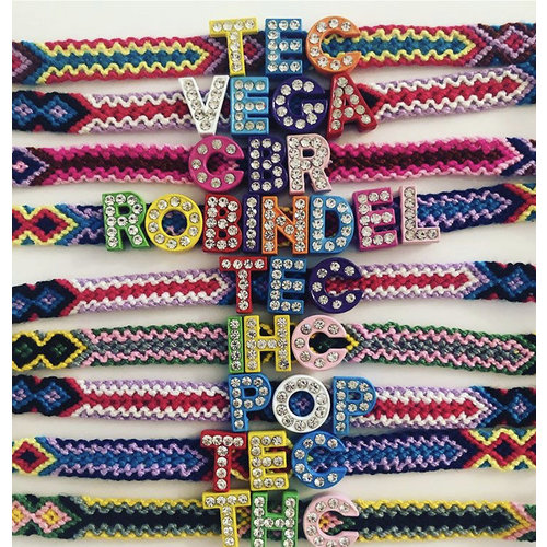 Blingy Friendship Bracelets