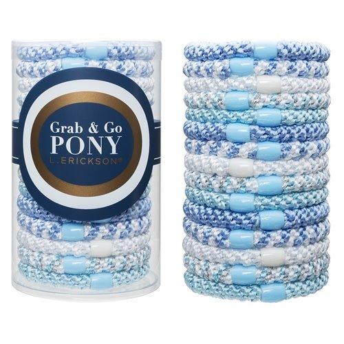 Blue Wave Pony Tube