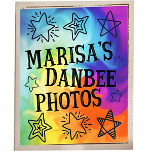 Tie Dye Doodles Photo Album
