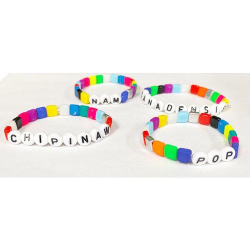 Camp Tile Bracelet
