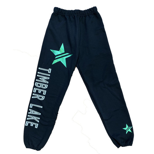 Shiny Star Sweatpants