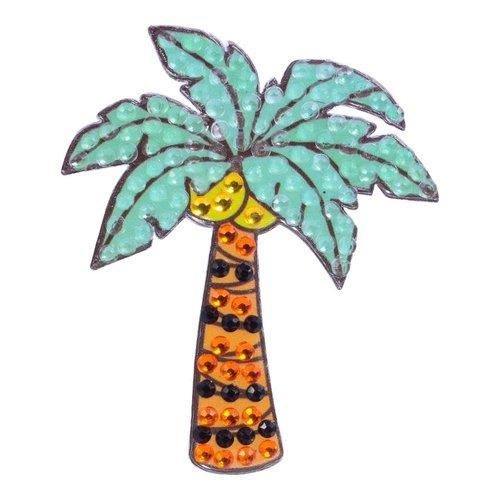 Palm Tree StickerBean