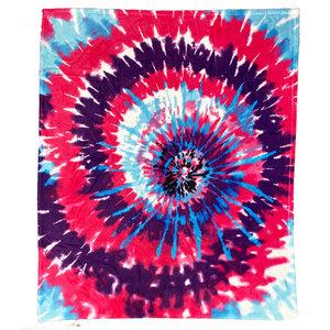 New Tie Dye Blanket