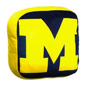 University of Michigan Cloud Pillow