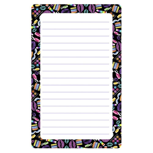 Makeup Lined Notepad