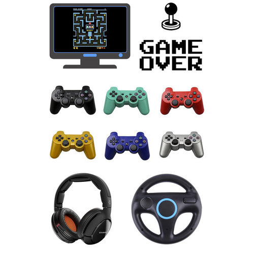 New Gamer Cling Its