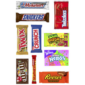 Sweets Clings Packet