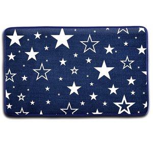Denim Star Mat