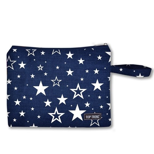 Denim Star Wet Bag