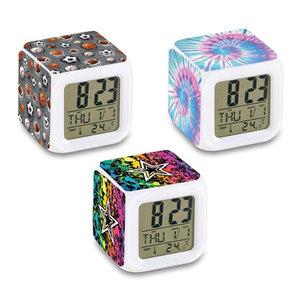 Designed LED Clock