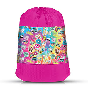 VSCO Mesh Laundry Bag