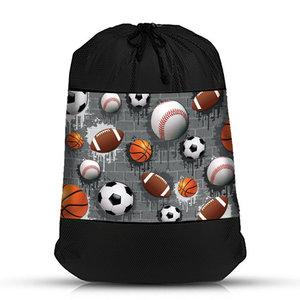 Sports City Mesh Sock Bag