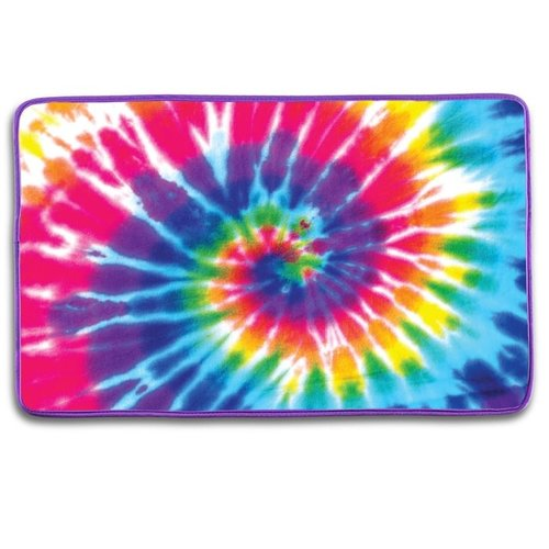 Rainbow Tie Dye Mat