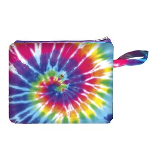 Rainbow Tie Dye Wet Bag