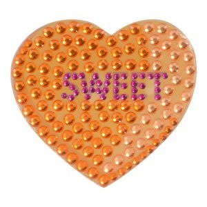 Sweet Heart StickerBean