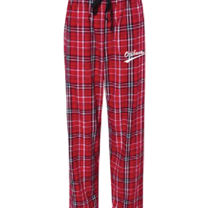 Camp Ojibwa Flannel PJ Pants