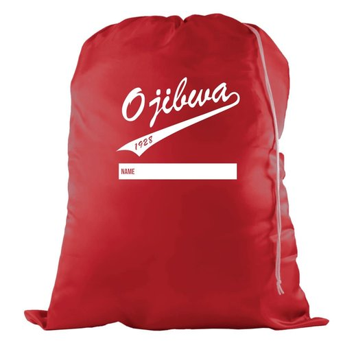 Camp Ojibwa Laundry Bag