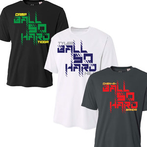 Ball So Hard Camp Performance T-Shirt