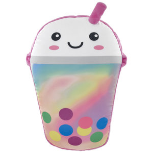 Bubble Tea Microbead Pillow